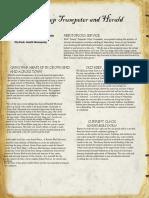 Waterdeep Herald Vol 1 Issue 1