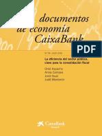 Documentos de economia