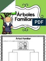 F Es de Familia Árboles Familiares