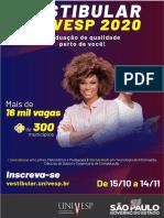 Manual Vestibular UNIVESP 2020