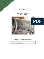 Laboratorios Advisor 777F