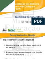 medicinperioperatoria