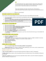 POM File 6 Forecasting