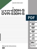Pioneer DVR 530H S