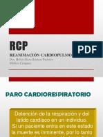 Ponencia Rcp Dra Siancas PDF