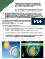 Qué Es Capa de Ozono