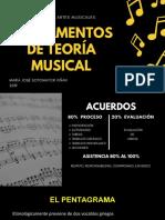 Fundamentos de La Teoria Musical p1