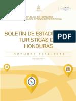 Boletin Turismo 2014-2015