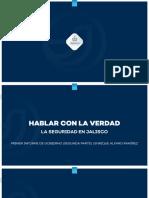 Informe de Seguridad | Gobierno de Jalisco
