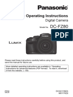 Dc-fz80gn Basic Operating Instructions