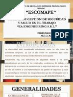 Sistema de Gestion EA Engineering