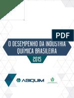 relatório 2015 Abiquim