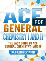 Ace General Chemistry 1 and 2