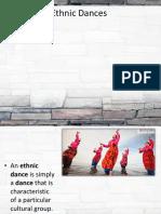 Ethnic Dances