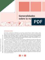 ---- (Capítulo 1. Generalidades Sobre La Nutrición)