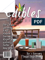 Edibles Magazine - Issue 59 - The Travel Issue