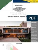 Repertorio arquitectura - Casa Caucáso