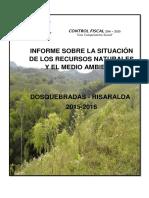 INFORME AMBIENTAL DE DOSQUEBRADAS 2015