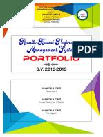 RPMS Porfolio Template (A4)