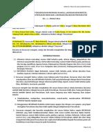 Perjanjian Larangan Pengungkapan Informasi Rahasia