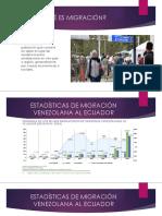 EXÁMEN SEMESTRAL MIGRACIÓN VENEZOLANA EN EL ECUADOR STEPHANIE SIDEL.pptx