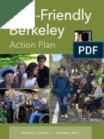 Berkeley California Action Plan 2018