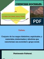 La Vida Cultural en El Peru