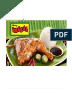 Mang Inasal Supply Chain Management