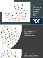 Why Unstructured Data Should Matter for Business Value