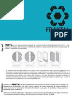 Fraktal Prefabricados Precios Mobiliario 30-10-2019