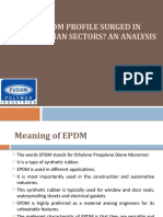 Why Has EPDM Profile Surged In Various Indian.pptx