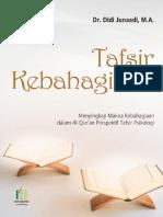 Buku Tafsir Kebahagiaan (1)