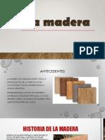 La-madera.pptx