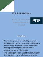 Welding Basic