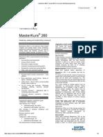 Masterkure 260-V1-Asean-0614 _ Concrete _ Building Engineering