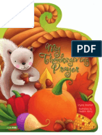 My Thanksgiving Prayer by Crystal Bowman, Full Book