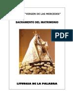 Lecturas Celebración Del Matrimonio Vm