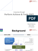 PAT Scheme