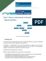 ___ Cálculo Integral - Unidad II - Tema 1 __