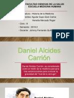 El Tio Daniel Alcides Carrion