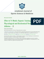 International Journal of Sports Science & Medicine
