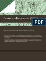 Centro de Distribución (CEDI)