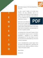 Manual de Induccion the Home Depot Páginas Eliminadas