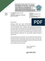 Surat Permohonan Pengaktifan Siswa Cleansing Top