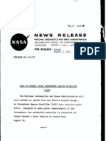 Ionosphere Beacon Satellite S-66 Press Kit