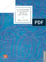El Chamanismo y Las Tecnicas Arcaicas Del Extasis1