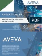 AVEVA FY17 Presentation