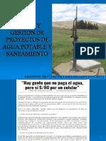 DISEÑO Y GESTION DE PROYECTOS DE AGUA POTABLE Y SANEAMIENTO ( UNIVERSIDAD CONTINENTAL 19.10.19).pdf