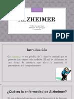 Alzheimer (Tema Neuropsicología)