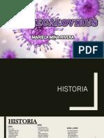 Cito Megalo Virus